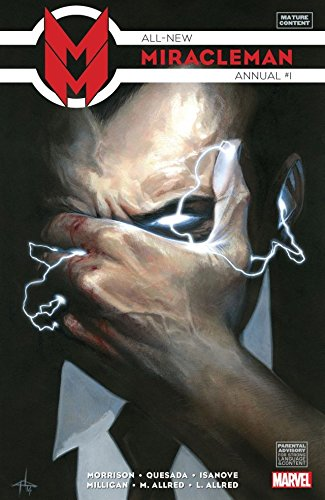 All-New Miracleman Annual #1 (Miracleman: Parental Advisory Edition) (English Edition)