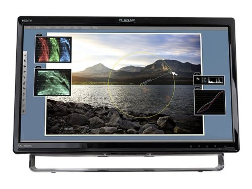 Planar PXL2430MW 24' Widescreen Multi-Touch LED Monitor