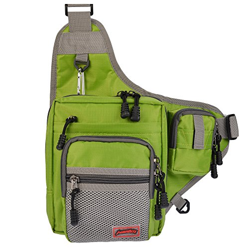 MadBite Slingback Fishing Backpack Soft Fishing...