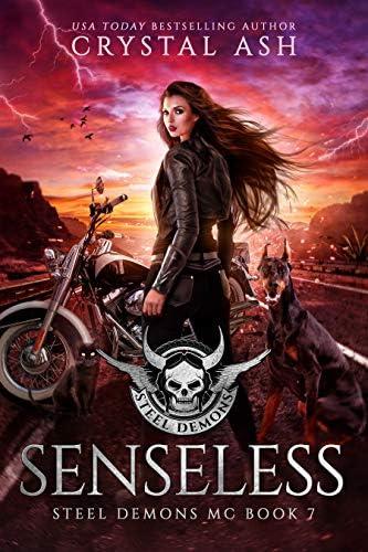 Senseless Steel Demons MC Book 7 product image