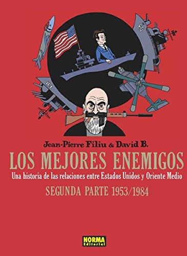 LOS MEJORES ENEMIGOS. SEGUNDA PARTE 1953/1984 (Comic Europeo (norma))
