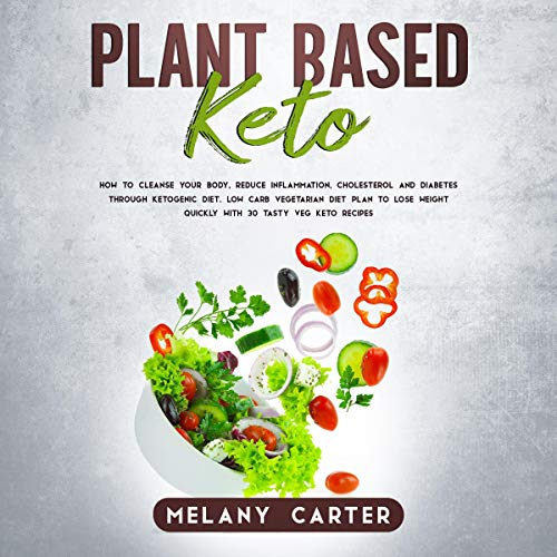 Plant Based Keto cover art