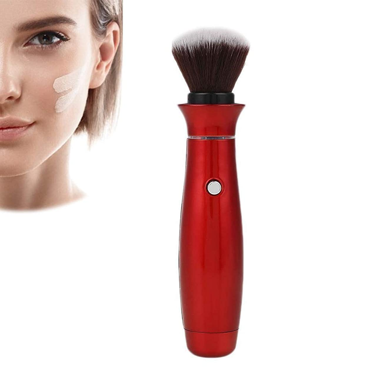 アンテナ予見する災害新しい化粧ブラシフェイシャルマッサージブラシ電気クリーニングブラシウォッシュブラシ美容メイクアップツール