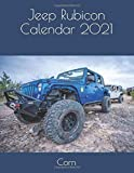Jeep Rubicon Calendar 2021