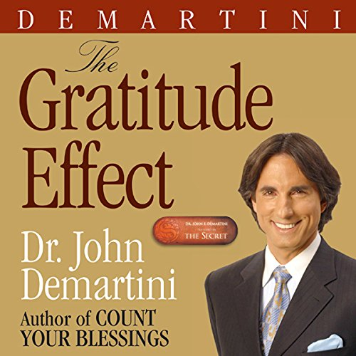 The Gratitude Effect                   Auteur(s):                                                                                                                                 Dr. John F. Demartini                               Narrateur(s):                                                                                                                                 Erik Synnestvetd                      Durée: 6 h et 14 min     7 évaluations     Au global 4,3