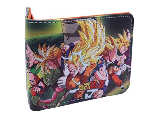 Billetera de Dragon Ball E