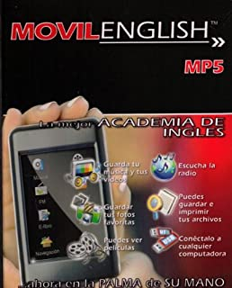 Movil English, Curso de Ingles en MP5, Movilenglish