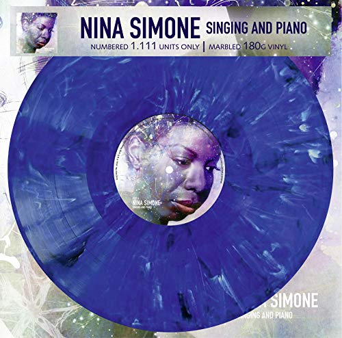 Singing And Piano (180 Gr. Vinyl Blue Marbled Limited Edt.)