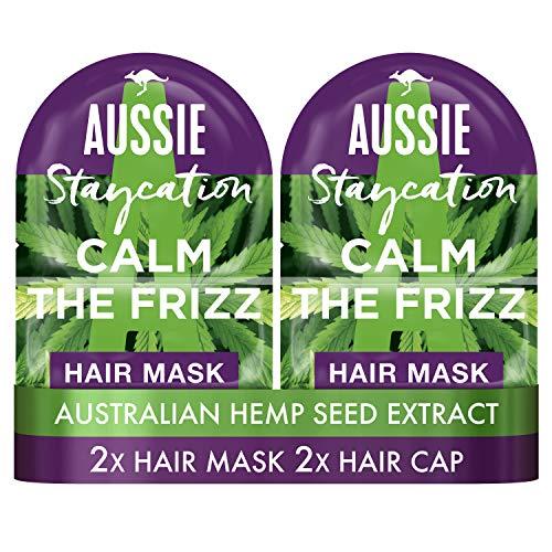 Aussie Staycation - Mascarilla para el cabello