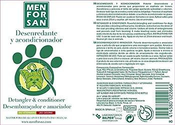 MENFORSAN Démêlant et Après-shampooing pour chiens 125 ml