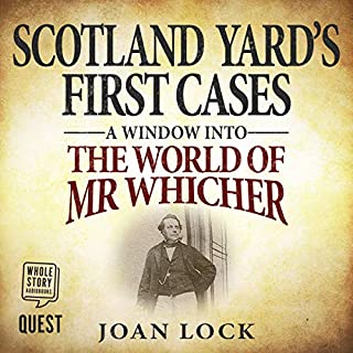 Scotland Yard's First Cases cover art