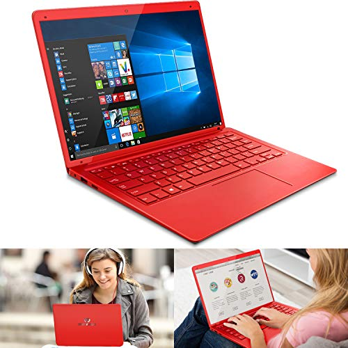 bon comparatif Ordinateur portable Windows 10 14 pouces HD, processeur Intel, 6 Go de RAM, 128 Go de stockage.  Obligatoire … un avis de 2020