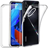 Case for Huawei Nova 5T / Honor 20,clear Soft Silicone