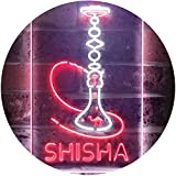 ADV PRO Hookah Shisha Shop Home Room Man Cave Décor Dual Color LED Barlicht Neonlicht Lichtwerbung...