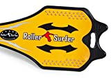 SMJ sport Kinder RS Classic Yellow Waveboards, Gelb, One Size - 2