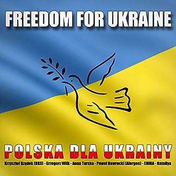 Freedom For Ukraine (Radio Edit)
