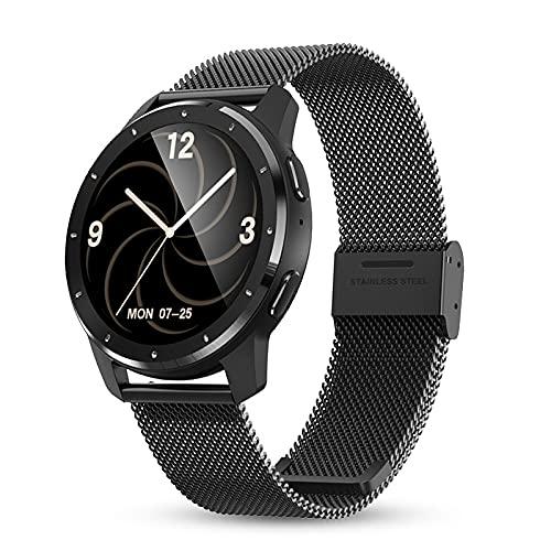 MX11 2021 Reloj Inteligente De Los Hombres Mujeres MP3 Relojes Inteligentes con Auriculares Bluetooth Call Music PK Watch GT 2,D