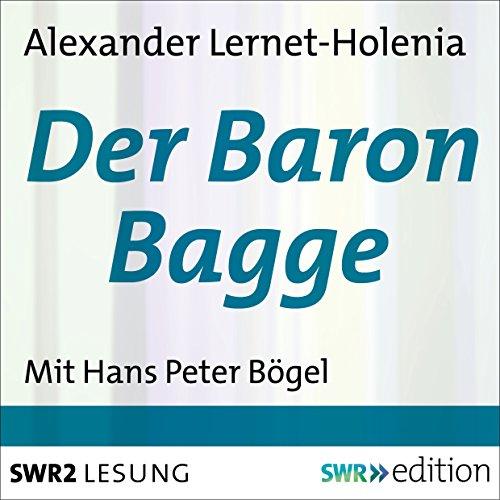 『Der Baron Bagge』のカバーアート