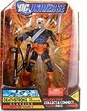 DC Universe Classics Series 3 Action Figure Deathstroke UNmasked Variant Build Solomon Grundy Piece! by DC Comics