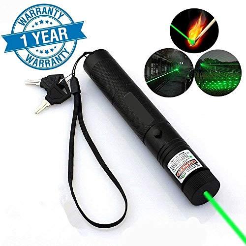 Tragbare professionelle Outdoor-Blendung Multifunktions-Taschenlampe, die Taschenlampe anzeigt, grünes Licht, das Stift anzeigt
