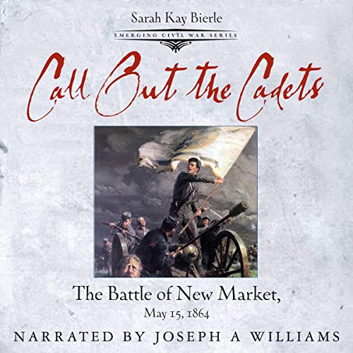 Call Out the Cadets audiobook cover art