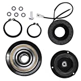 47567 10PA15C AC Compressor Clutch Assy Air Conditioning Repair Kit Compatible with Toyota Pickup 4Runner Kia Sportage Plate Pulley Bearing Coil