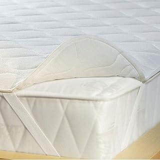 Comfy Mattress Protector, King - 200 x 200 cm, White, H36.6 x W37.4 x D18.2 cm