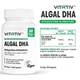 Zoom IMG-1 vegan omega 3 vitativ algal