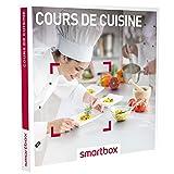 smartbox - coffret cadeau femme ou homme - idée cadeau original : cours de cuisine pour 1 ou 2