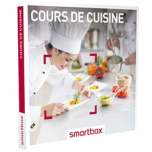 Coffret Smartbox Cours de cuisine