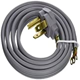 GE WX09X10004 Washer Dryer Combo Universal Electric Power Cord
