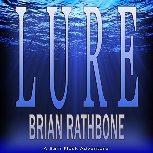 Lure audiobook cover art