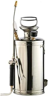 Garden Sprayer Stainless Steel Watering Spray Agricultural Sprayer Garden Water Spray Bottle With Safety Valve Pressure Ga...