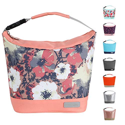 Small Lunch Bag Purse Insulated Leakproof Cooler Lunch Tote for Kids Girls Boys Women Men to School Work Travel Gym…