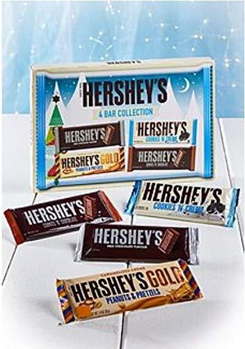 Hershey's Cookies 'n' Crème, caja de selección de sabor a chocolate blanco