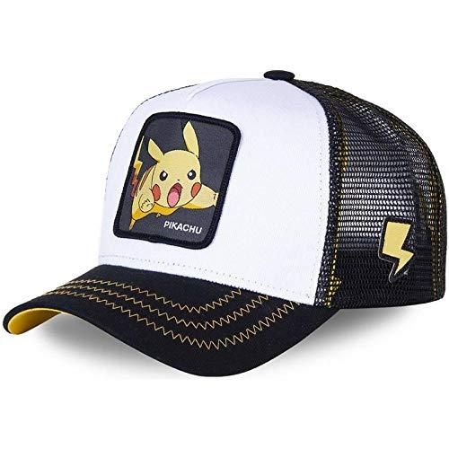 AOXQ Gorras de Hombre Gorra de béisbol de algodón para Hombres y Mujeres Hip Hop Dad Net Cap Gorra de Camionero