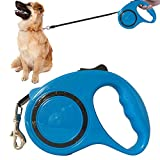 <span class='highlight'>Retractable</span> <span class='highlight'><span class='highlight'>Dog</span></span> <span class='highlight'>Leash</span>, <span class='highlight'>16</span> <span class='highlight'>ft</span> <span class='highlight'><span class='highlight'>Dog</span></span> <span class='highlight'>Walking</span> <span class='highlight'>Leash</span> <span class='highlight'>for</span> Small Medium Large <span class='highlight'><span class='highlight'>Dog</span></span>s up to 110lbs, Tangle Free, One Button Break & Lock