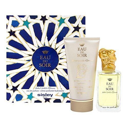 Sisley Eau du Soir Geschenkset 100ml EDP Eau de Parfum Spray + 150ml Body Cream