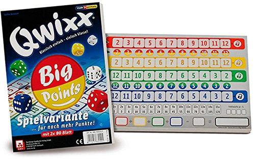 Unbekannt NSV Qwixx Big Points