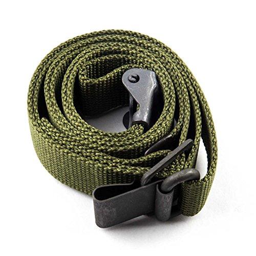 AmmoGarand M1 Garand Two Point Web Sling Nylon OD Green USGI