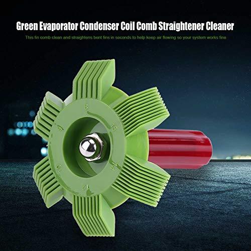 NIMOA Airconditioning Tool - Auto Automotive A/C Condenser Verdamper Kam Straightener Rake