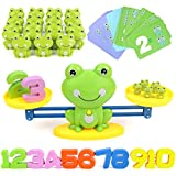 GILOBABY Balance Math Game Toys for Kid Toddler, Educational STEM Toy 18 Month+