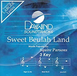 Sweet Beulah Land [Accompaniment/Performance Track]