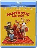 Fantastic Mr. Fox [Blu-ray]