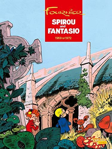Spirou und Fantasio Gesamtausgabe 9: 1969-1972 (9)