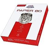 Avery Zweckform 2575 Drucker-/Kopierpapier (500 Blatt, 80 g/m², DIN A4 Papier, für alle Drucker) 1 Pack, weiß