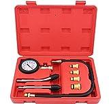 Supercrazy Petrol Engine Cylinder Compression Diagnostic Tester Kit M8 M10 M12 M14