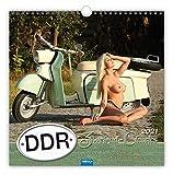 Erotikkalender 'DDR-Zweirad-Classics' 2021: Schärfer als die VoPo erlaubt (hätte)...