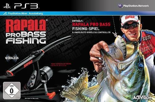 Rapala Pro Bass Fishing 2010 - Bundle