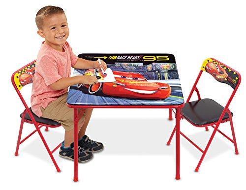 Cars Disney 3 Activity Table Playset